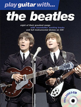 Picture of Play Guitare With BEATLES BK+CDgratuit Tablature
