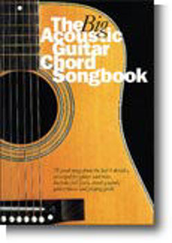 Picture of BIG ACOUSTIC GUITARE CHORD SGBK Tablature