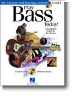 Picture of PLAY BASS GUITARE TODAY NV2 +CDgratuit Tablature