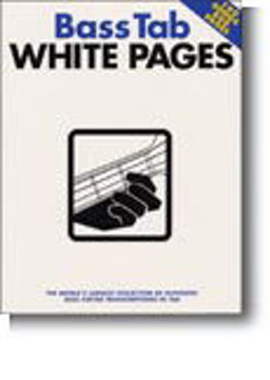 Image de BASS GUITARE WHITE PAGES Tablature