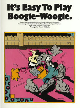 Picture of ITS EASY TO PLAY BOOGIE WOOGIE Piano