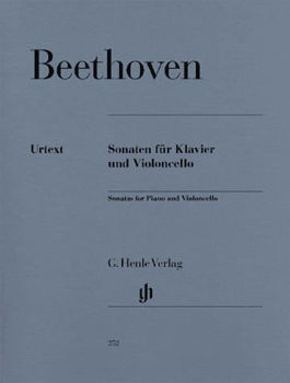 Picture of BEETHOVEN SONATES violoncelle et piano