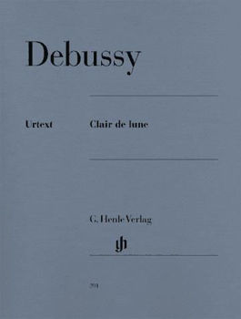 Image de DEBUSSY CLAIR DE LUNE Piano