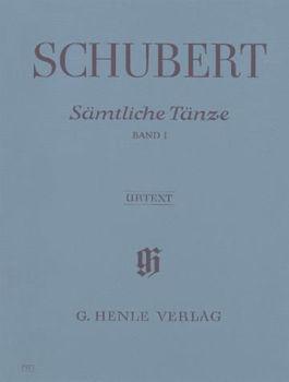 Picture of SCHUBERT DANSES ALLEM VOL1 Piano