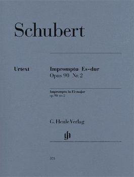 Picture of SCHUBERT IMPROMPTUS E OP90/2 Piano