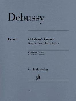 Image de DEBUSSY CHILDREN'S CORNER Piano