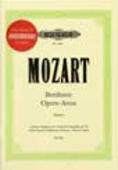 Picture of MOZART AIRS OPERAS CEL.EBRES Soprano +CD