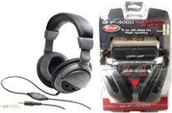 Picture of CASQUE Fermé STAGG DJ et polyvalent BHP 4000