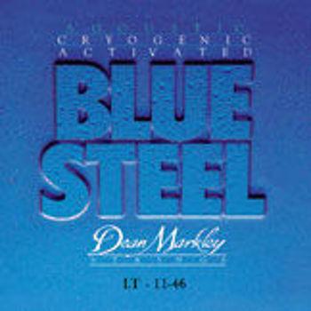 Picture of JEU Cordes Folk D.MARKLEY BLUE STEEL BRZE 10-48