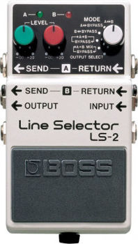 Picture of Pedale Effet LINE SELECTOR BOSS LS-2