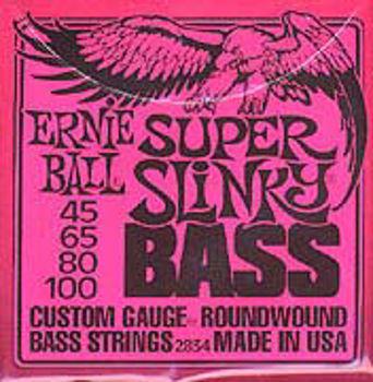 Picture of JEU Cordes Basse ERNIE BALL SLINKY BASS 45/100