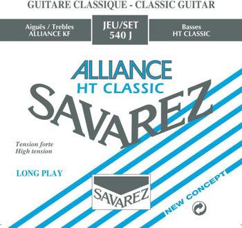 Picture of JEU CORDES Guitare Classique SAVAREZ Alliance HT Classic Tension Forte