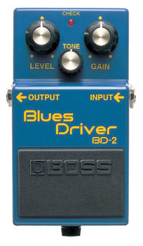 Picture of Pedale Effet BLUES DRIVER BOSS BD2