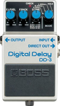 Picture of Pedale Effet DELAY BOSS Digital Delay DD3