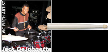 Picture of Baguettes Signature JACK DEJOHNETTE VIC FIRTH