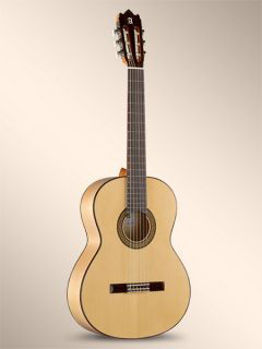 Picture of Guitare Flamenco ALHAMBRA 3F Table Epicéa Massive Touche Palissandre