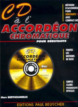 Image de CD A L'ACCORDEON CHROMATIQUE