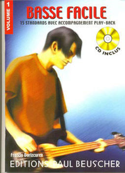 Picture of BASSE FACILE VOL1 +CDgratuit Guitare Tablature