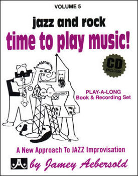 Picture of AEBERSOLD 005 CD(2) TIME TO PLY MUSIC JAZZ LES CD(gratuit)