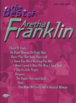Picture of FRANKLIN ARETHA THE BEST OF Piano Voix Guitare