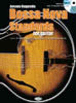 Image de ONGARELLO BOSSA NOVA STD +CDgratuit Guitare Tablature