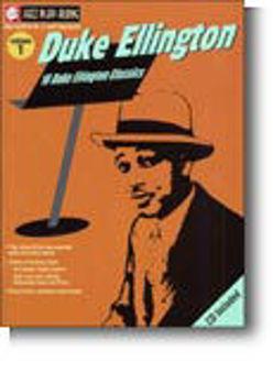 Image de Jazz Play Along V01 ELLINGTON DUKE TS INST+CD