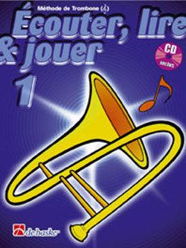 Image de ECOUTER LIRE ET JOUER Methode V1SOL +CDgratuit Trombone