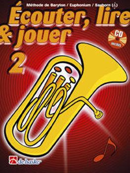 Image de ECOUTER LIRE ET JOUER Methode +CD Baryton V2