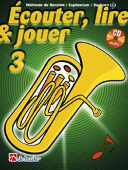 Image de ECOUTER LIRE ET JOUER Methode +CD Baryton V3
