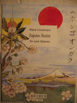 Picture of LINNEMAN JAPAN SUITE FUR 2Guitares Classiques