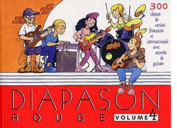 Picture of DIAPASON ROUGE V4