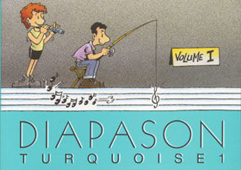 Picture of DIAPASON TURQUOISE V1