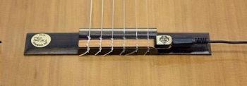 Image de MICRO Guitare Classique Capteur FIRE & STONE 106X10X1.5