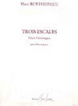 Picture of BERTHOMIEU ESCALES Flute Traversière