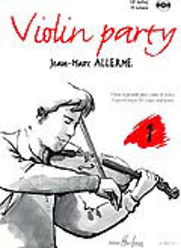 Image de ALLERME VIOLIN PARTY V1 +CD(gratuit) Violon