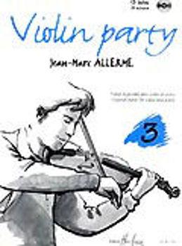 Image de ALLERME VIOLIN PARTY V3 +CD(gratuit) Violon