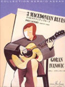 Image de IVANOVIC MACEDONIAN BLUES 2 Guitare Classique