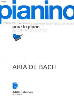 Image de BACH JS ARIA PIA 135 Piano