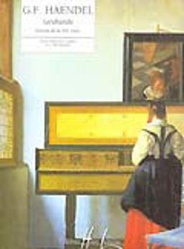 Picture of HAENDEL SARABANDE 11EME SUITE Piano
