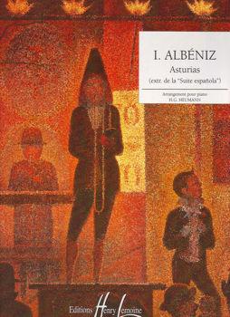 Image de ALBENIZ ASTURIAS Piano