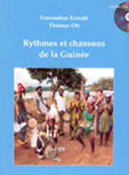 Picture of KONATE/OTT RYTHME ET CHANSONS GUINEE+CD