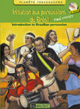 Picture of MINDY Initiation Percussions BRESIL V1+CD gratuit
