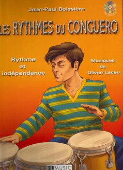 Picture of BOISSIERE RYTHMES CONGUERO +CD Gratuit