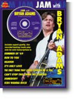 Picture of ADAMS BRYAN JAM WITH BK+CDgratuit Guitare Tablature