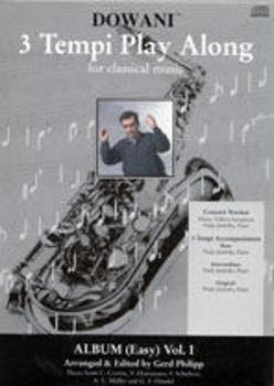 Picture of ALBUM 1 SAXOPHONE ALTO Format A5 +2CDS Gratuits EASY