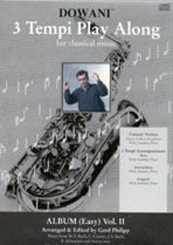 Picture of ALBUM 2 SAXOPHONE ALTO Format A5 +2CDS Gratuits EASY