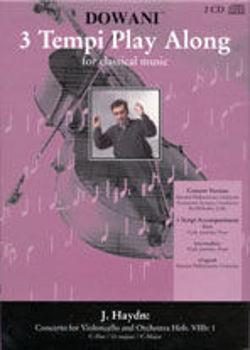 Picture of HAYDN CONCERTO 1C Maj Violoncelle Piano  Format A5 + 2CDS Gratuits