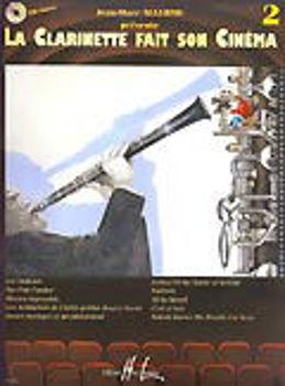 Picture of CLARINETTE FAIT SON CINEMA 2 +CD Gratuit