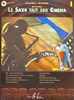 Image de SAXO FAIT SON CINEMA 1 +CD Gratuit ALLERME Repertoire