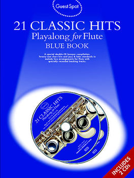 Picture of GUEST SPOT 21 HITS Flute Traversière BLUE +2CDgratuits